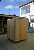 木箱no.2 立ち姿