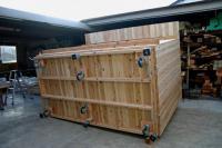 木箱no.1 製作過程 底面3